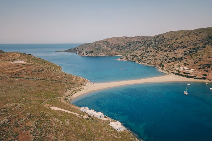Kythnos: Hiking Excursion
