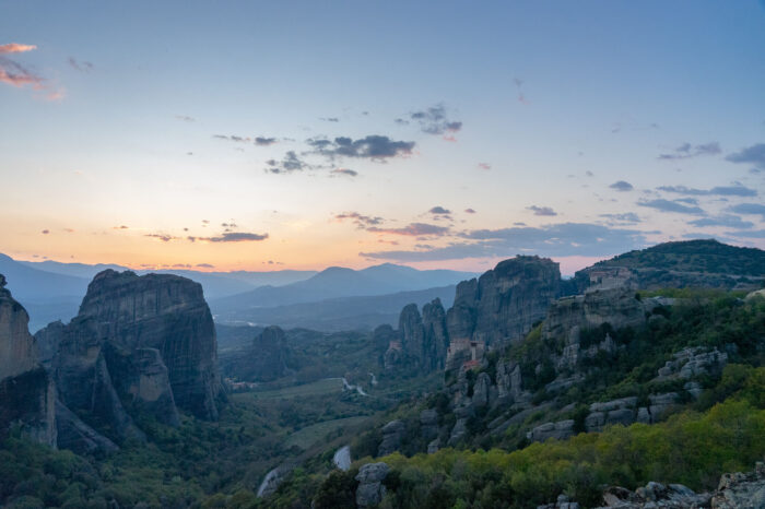 Weekend Escape to Meteora (30 & 31 of May 2020)