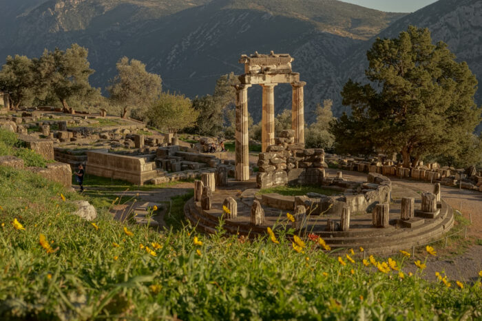 One day Excursion to Delphi and Arachova
