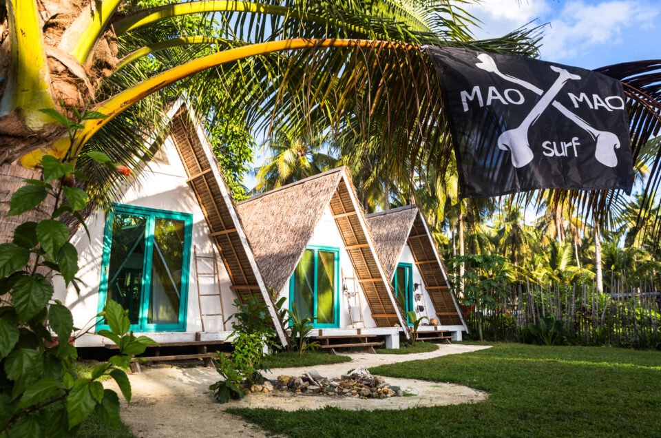 Mao Mao Surf, experience a tropical way of life in Siargao