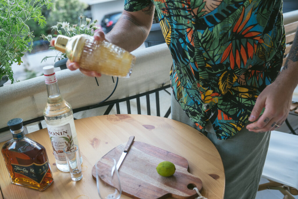 Summer Cocktails to make at home